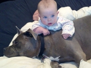 Mary and baby 2
