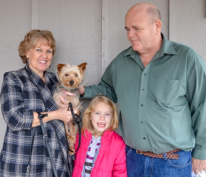 Daisy adopted